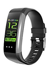 Недорогие -Indear YY-CK16 Умный браслет Android iOS Bluetooth Спорт Водонепроницаемый Пульсомер Измерение кровяного давления / Сенсорный экран / Израсходовано калорий / Длительное время ожидания / Педометр