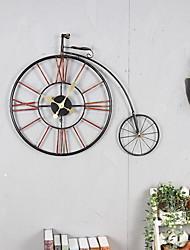 Недорогие -Архитектура Декор стены Металл Пастораль Предметы искусства, Металлические украшения на стену Украшение