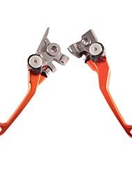 Недорогие -Мотоцикл С тормозным кабелем Алюминий 7075 1 пара (правая и левая) Назначение Мотоциклы Все года