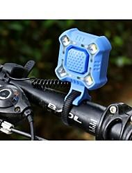 Недорогие -Велосипедный рог Светодиодная лампа Велосипедные фары Велоспорт Водонепроницаемый, Простота транспортировки, Прочный Перезаряжаемая батарея 1200 lm Белый Велосипедный спорт