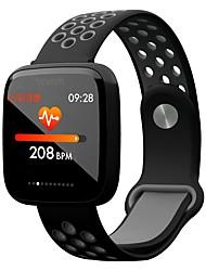 Недорогие -JSBP YY-F15 Умный браслет Android iOS Bluetooth Спорт Водонепроницаемый Пульсомер Измерение кровяного давления / Сенсорный экран / Израсходовано калорий / Длительное время ожидания / Педометр
