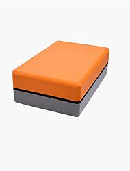 Недорогие -Блок для йоги 1 pcs 22.8*15.2*7.6 cm Высокая плотность, Легкость Этиленвинилацетат Для развития баланса и гибкости Для Йога / Фитнес / Для спортивного зала Универсальные