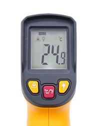 economico -Termometro a infrarossi digitale da 1pc -50 - Misuratore di temperatura laser rosso ir senza contatto a 400 gradi