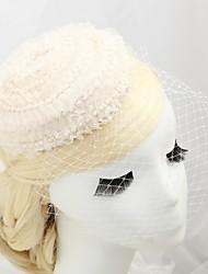 abordables -Alliage Coiffure avec Imitation Perle 1pc Mariage / Occasion spéciale / Anniversaire Casque