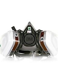 abordables -1pcs Masque Équipement de sécurité et de protection Etanche à la Poussière Anti-brouillard Anti-formaldéhyde