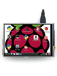 Недорогие -480x320, 4-дюймовый сенсорный экран ips TFT LCD, разработанный для Raspberry Pi