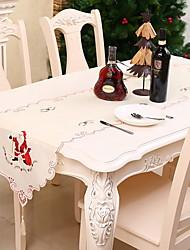 baratos -Enfeites de Natal Natal Tecido Quadrada Novidades Decoração de Natal