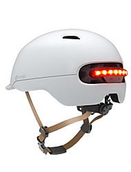 Недорогие -Xiaomi Взрослые Мотоциклетный шлем 5 Вентиляционные клапаны Легкий вес прибыль на акцию ПК Виды спорта Велосипедный спорт / Велоспорт Мотобайк - Белый Черный Муж. Жен.