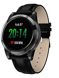 baratos -Indear YY-M11 Relógio inteligente Pulseira inteligente Android iOS Bluetooth Esportivo Impermeável Monitor de Batimento Cardíaco Medição de Pressão Sanguínea Tela de toque Cronómetro Podômetro Aviso