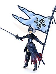 お買い得  -アニメのアクションフィギュア に触発さ 運命 / 大統領 Jeanne d'Arc PVC 12 cm cm モデルのおもちゃ 人形玩具