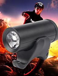 baratos -Luz Frontal para Bicicleta LED Luzes de Bicicleta Ciclismo Impermeável, Ajustável, Fácil de Transportar 400 lm Potência Recarregável Branco Campismo / Escursão / Espeleologismo / Ciclismo