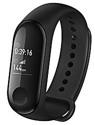 Недорогие -xiaomi mi band 3 smart bracelet глобальная версия bluetooth 4.2 браслет с монитором частоты сердечных сокращений для android ios