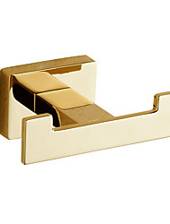 Недорогие -Крючок для халата Новый дизайн / Cool Современный Металл 1шт На стену