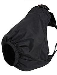 Недорогие -Собаки / Коты Орнаменты / Медобеспечение / Солнечные очки Одежда для собак Однотонный Черный Нейлон ПВА Костюм Для домашних животных На каждый день / Простой стиль