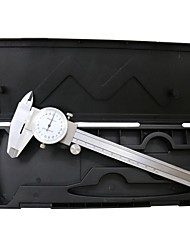 Недорогие -GUTMAX Клещи 0-150mm,0-6inch Анти-шоковая защита / Удобный / Измерительный прибор