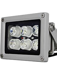 Недорогие -заводская лампа инфракрасного осветителя oem aj-bg6060 для систем безопасности 11,3 * 8,5 * 9,5 см 0,6 кг