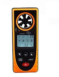 Недорогие -rz gm8910 многофункциональный цифровой анемометр скорость воздуха температура влажность ветер точка росы барометр