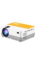 abordables -h3 lcd 2400 lumens vidéo projecteur 1080 x 720p 150 pouces support carte vga sd