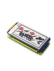 Недорогие -wavehare 2.13inch e-paper hat (b) 212x104 2.13 дюймовый экран для чернил для малины pi трехцветный