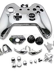 Недорогие -XBOX ONE Комплекты запасных частей для игрового контроллера Назначение Wii U ,  Cool Комплекты запасных частей для игрового контроллера ПВХ 1 pcs Ед. изм
