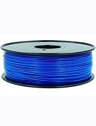 Недорогие -pin rui 3d принтер обеспечивает 3,0 мм и 1,0 кг бедер флуоресцентный синий
