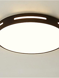 billiga -Cirkelrunda Takmonterad Glödande Målad Finishes Metall Trefärgad 220-240V Dimbar med fjärrkontroll LED-ljuskälla ingår / Integrerad LED