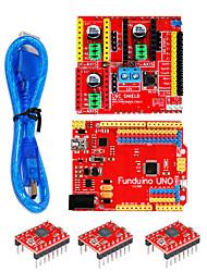 Недорогие -3d kit (3dv2 красные нечетные кусочки 498830см прозрачной синей линии USB)