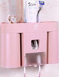 Недорогие -Стакан для зубных щеток Креатив Модерн пластик 1шт Зубная щетка и аксессуары