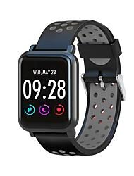 baratos -BoZhuo SN60 PRO Pulseira inteligente Android iOS Bluetooth Esportivo Impermeável Monitor de Batimento Cardíaco Medição de Pressão Sanguínea Calorias Queimadas Podômetro Aviso de Chamada Monitor de