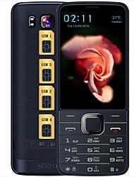abordables -V9500 ≤3 pouce / 3.1-4.0 pouce pouce Téléphone Portable (<256MB + Autre 1 mp Autre # mAh) / 480x320