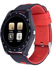 billiga -Smart Klocka Z1 för Android iOS Bluetooth 2G Hjärtfrekvensmonitor Blodtrycksmått Pekskärm Brända Kalorier Lång standby Stegräknare Samtalspåminnelse Aktivitetsmonitor Sleeptracker