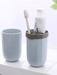 baratos -Ferramentas Tamanho da viagem / Fácil Uso Modern PP 1pç - Ferramentas Escova de Dentes e Acessórios