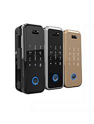 Недорогие -Factory OEM Алюминиевый сплав / ABS + PC Интеллектуальный замок Умная домашняя безопасность iOS / Android система RFID / Антивирусный пароль / Случайные настройки кода безопасности Офис