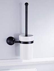Недорогие -Держатель для ёршика Новый дизайн / Cool Modern Латунь 1шт На стену