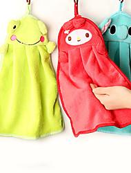 baratos -Cozinha Produtos de limpeza Fibra Detergentes Desenho Animado / Adorável / Multi-Função 1pç