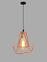 Недорогие -Фонариком Подвесные лампы Рассеянное освещение Золотой Металл AC100-240V / SAA