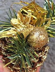 abordables -Sapins de Noël / Noël Vacances Plastique Soirée / Nouveautés Décoration de Noël