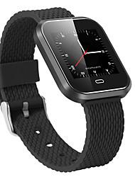 baratos -Relógio inteligente CD16 para Android iOS Bluetooth Esportivo Impermeável Monitor de Batimento Cardíaco Medição de Pressão Sanguínea Tela de toque Podômetro Aviso de Chamada Monitor de Atividade