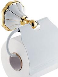 Недорогие -Держатель для туалетной бумаги Новый дизайн / Cool Современный Металл 1шт На стену