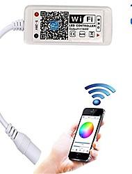 Недорогие -1шт Smart / WiFi / Трехнаправленные ABS + PC Контроллер RGB для RGB LED Strip Light