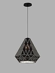 Недорогие -шишка Подвесные лампы Потолочный светильник Окрашенные отделки Металл Творчество 110-120Вольт / 220-240Вольт