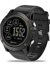 Недорогие -Zeblaze VIBE3 HR Смарт Часы Android iOS Bluetooth Спорт Водонепроницаемый Пульсомер Сенсорный экран Израсходовано калорий / Длительное время ожидания / Педометр / Напоминание о звонке