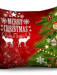 Недорогие -Рождество Праздник Ткань Квадратный Для вечеринок Рождественские украшения