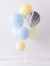 abordables -Lot de ballons Latex 7pcs Vacances