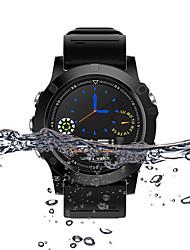 Недорогие -Смарт Часы L11 для Android iOS Bluetooth Спорт Водонепроницаемый Пульсомер Измерение кровяного давления Сенсорный экран / Израсходовано калорий / Длительное время ожидания / Педометр
