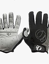 Недорогие -WEST BIKING® Спортивные перчатки Перчатки для велосипедистов С защитой от ветра / Водонепроницаемость / Дышащий Полный палец Спандекс / Нейлон Велосипедный спорт / Велоспорт / Фитнес Муж.