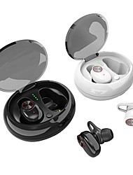 Недорогие -CIRCE V5 В ухе Беспроводное / Bluetooth 4.2 Наушники наушник Алюминиевый сплав 7005 / Полипропилен + ABS Мобильный телефон наушник Спорт и отдых / Стерео / Двойные драйверы наушники
