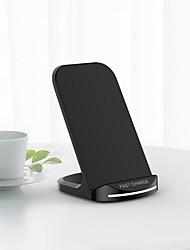Недорогие -Беспроводное зарядное устройство Зарядное устройство USB USB Qi 1 USB порт 2.1 A DC 9V для iPhone X / iPhone 8 Pluss / iPhone 8