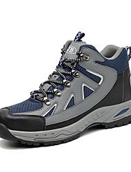 Недорогие -защитные ботинки для безопасности на рабочем месте поставки против резания предотвращение наводнений анти-пирсинг медленный шок нескользящей
