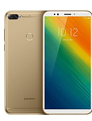 "Недорогие -Lenovo Lenovo K5 note 6 дюймовый "" 4G смартфоны ( 4GB + 64Гб 2 mp / 16 mp Qualcomm Snapdragon 450 3760 mAh mAh )"